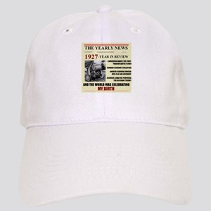 born in 1927 birthday gift Cap
