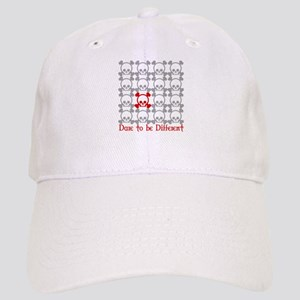 Dare to be Different - red Cap