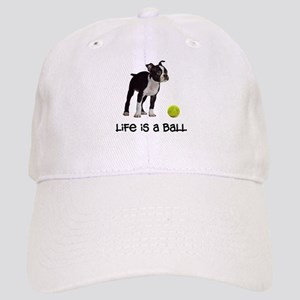 Boston Terrier Life Cap