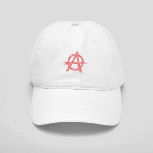 Vintage Anarachy Symbol Cap
