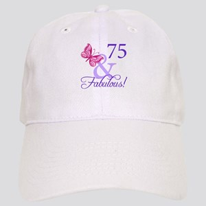 75 And Fabulous Cap