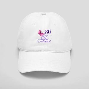 80 And Fabulous Cap
