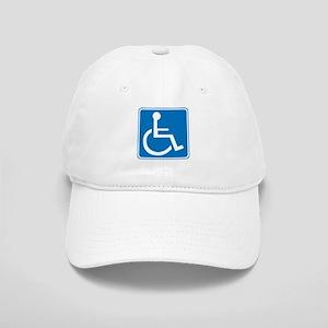 Handicapped Sign Cap