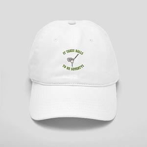 70th Birthday Golfing Gag Cap