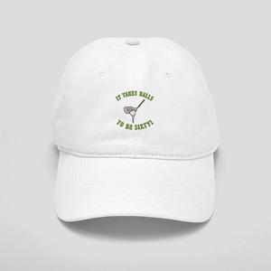 60th Birthday Golfing Gag Cap