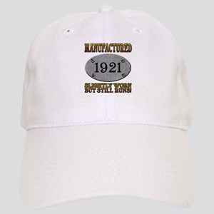 Manufactured 1921 Cap