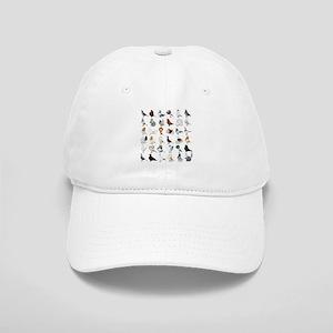 36 Pigeon Breeds Cap