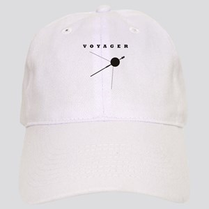 Voyager Space Probe Cap