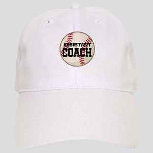 Baseball Assistant Coach Cap