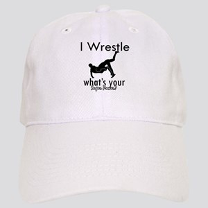 I Wrestle Cap