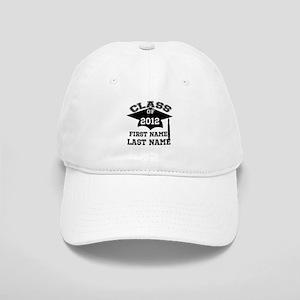 Customizable Senior Cap