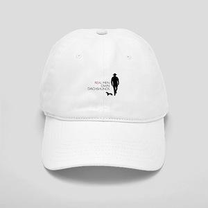 Real Men Own Dachshunds Cap