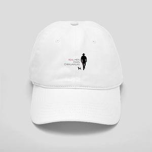Real Men Own Chihuahuas Cap