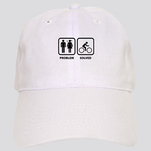 Problem Solved Cycling Cap