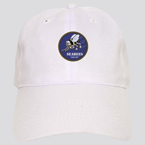 USN Seabees Official Cap
