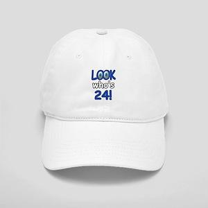 Look who's 24 Cap