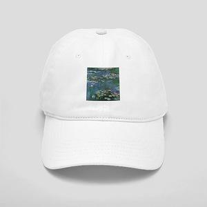 Claude Monet Water Lilies Cap