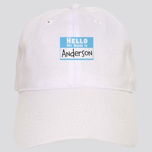 Personalized Name Tag Cap