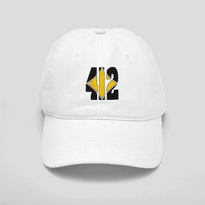 412 Black/Gold-W Cap