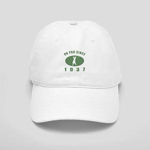 1937 Golfer's Birthday Cap
