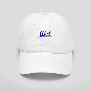 Abel, Blue, Aged Cap