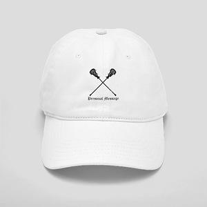 Personalized Lacrosse Sticks Cap
