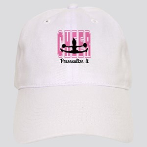 Personalized Cheer Design Cap