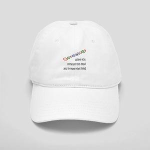 Genealogy Confusion (black) Cap