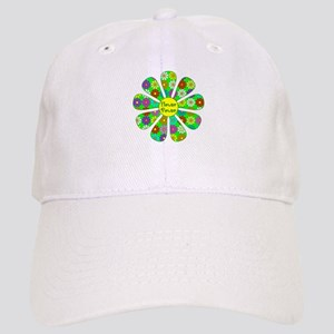 Cool Flower Power Cap