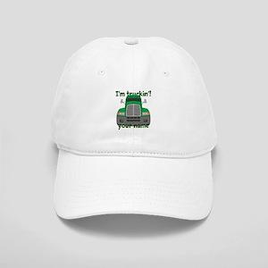 Personalized Im Truckin Cap