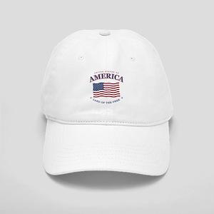 Patriotic Flag Baseball Cap