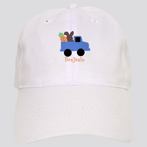 Easter time truck personalized Baseball Cap