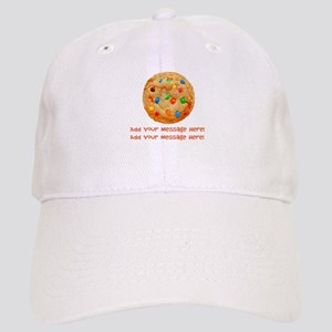 Personalize It, Chocolate Cookie Baseball Cap