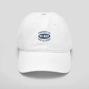 Funny 50th Anniversary Cap