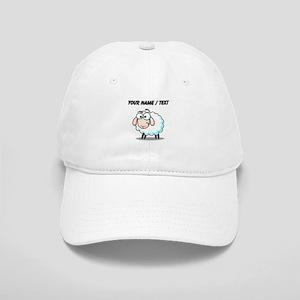 Custom Cartoon Sheep Cap