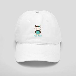 Personalized Owl Cap