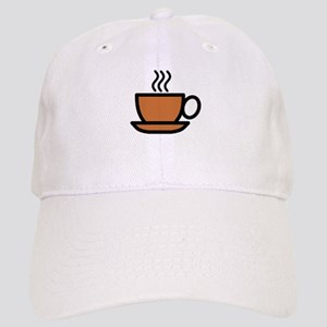 Hot Cup of Coffee Baseball Cap