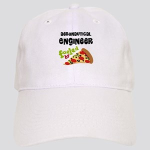 Aeronautical engineer Fueled By Pizza Cap