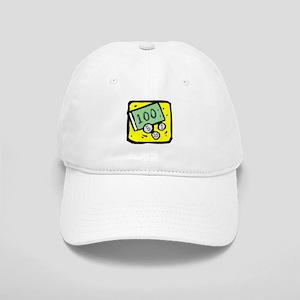 100 Dollar Bill Baseball Cap