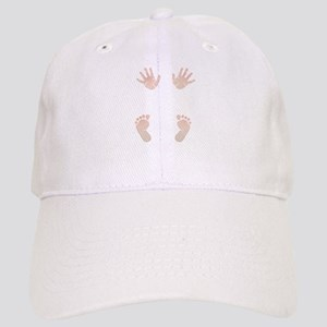 Baby_Hands_and_Feet_Maternity_Exc1 Baseball Cap