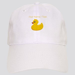 Custom Rubber Duck Baseball Cap