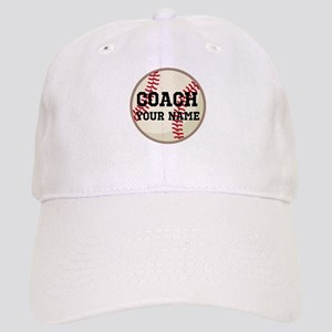 Personalized Baseball Coach Baseball Cap
