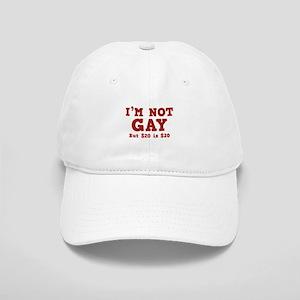 I'm Not Gay Cap
