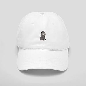 Poodle (Min-Slvr) Cap