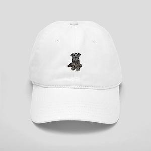 Schnauzer (gp-blk) Cap