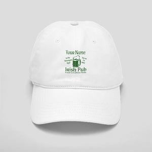 Custom Irish pub Baseball Cap