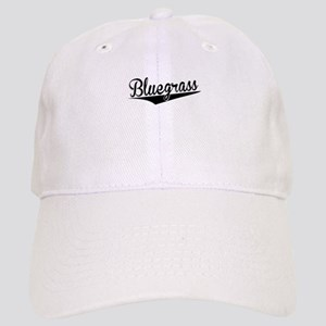 Bluegrass, Retro, Baseball Cap