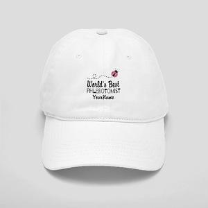 World's Best Phlebotomist Cap