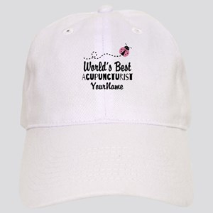 World's Best Acupuncturist Cap