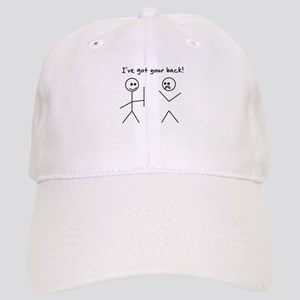 I've Got You Back Baseball Cap